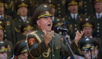 Sciagura Aerea. Muore il Coro dell'Armata Rossa