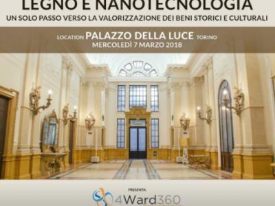 Torino – 7 Marzo 2018 presso il PALAZZO DELLA LUCE