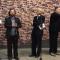 "L'Ass. Andrea Cusumano e Gerald Matt presentano ""Nudes"" di Spencer Tunick"