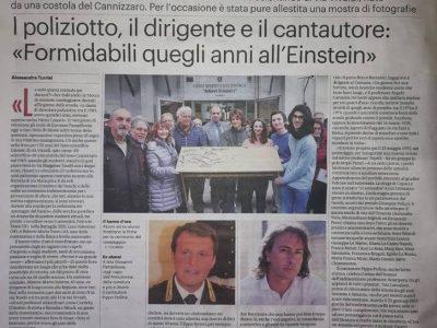 L'Einstein (Liceo Scientifico III di Palermo) fa 50 Anni